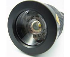 Zweibrüder 7008 LED Lenser L7 - Linterna LED, color negro