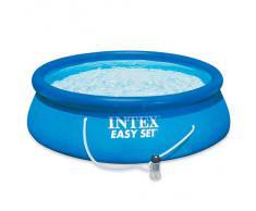 Intex 28132NP - Piscina hinchable Easy Set 366 x 76 cm, 5.621 litros