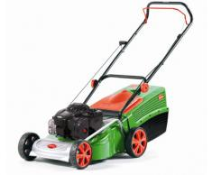BRILL Steelline Plus 42 XL 5.0 - Cortacésped (Push lawnmower, Gasolina, Verde, Rojo, Negro)
