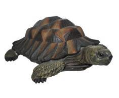 Vivid Arts Natures Friends - Figura decorativa para jardín, diseño de tortuga