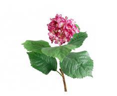 CAL FUSTER - Flor artificial de Hortensia Hydrangea rosa