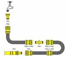 C.K G7755BI - Aspersor para césped - de chorro a impulsos