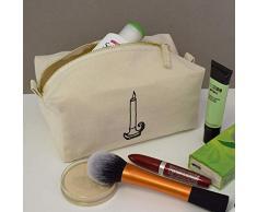 Azeeda 'Candelero' Bolsa de Maquillaje (CS00005749)