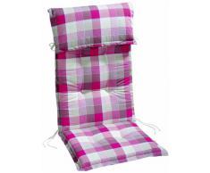 BEST 01121312 - Cojín para sillas de exterior, color multicolor