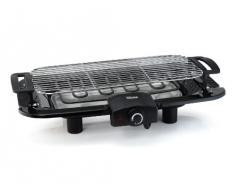 Barbacoa eléctrica Tristar BQ-2820 – Equipada con pie – Modelo para mesa y soporte de pie
