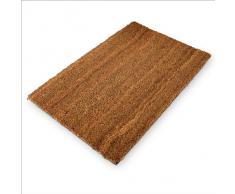 Felpudo fibra de coco 60 x 40 cm