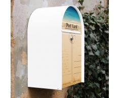Diseño Buzón Burg Wächter Modelo NORDIC con diseño: Postal