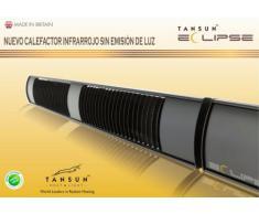 Calefactor - Infrarrojos - Modelo ECLIPSE -SIN EMISIÓN DE LUZ- TANSUN