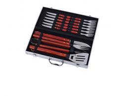 BBQ-Collection 45535 - Kit de Utensilios para barbacoas (Acero)