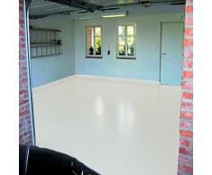 7 kg Color Crema ral9001 2 K revestimiento de balcón revestimiento de suelo para exterior, color de balcón, terraza color