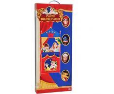 4 Muñecos de guiñol / Carácter de mano con Teatro de marionetas