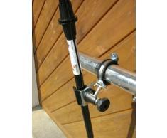 360° giratorio patentado articulación universal de soporte GVC - STABIELO - para palo de sombrilla de hasta Ø 30 mm Ronda en omitirá o de elementos hasta{110} -120 millimeter mm con protección de goma Tapones - fabricado en