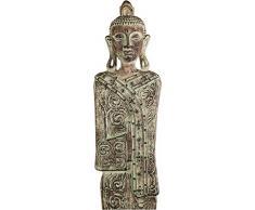 Escultura Buda 25 x 25 x 125 cm