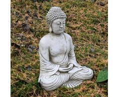 Piedra adorno de jardín – Buda Estatua Escultura fundido a medida decoración regalo
