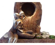 Fuente Zen para interiores con SPOT Amantes