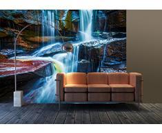 Diseño AG FTNxxl2426 papel pintado para pared-partes para pared fotomurales cascada