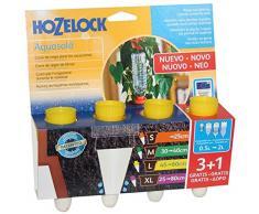 Hozelock Aquasolo Amarillo Grande (4 unid 2718 3135-Sistema de irrigación, 4 Unidades, 21.5x0.60x22.0 cm