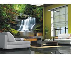 AG FTS 0478 diseño papel pintado para pared-partes fotomurales cascada