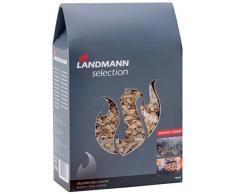 Landmann 13953 Viruta para ahumador Accesorio de Barbacoa/Grill - Accesorios de Barbacoa/Grill (180 mm, 65 mm, 270 mm, 450 g)