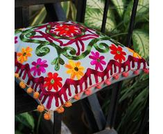 Cojines Drapeados Comprar.Cojines Artesanales Handicraftofpinkcity Comprar Online En