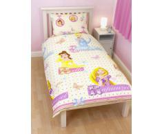 Disney Princess - Ropa de cama Locket (en 135 x 200 cm)
