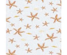 Riel chyc 4042405 - cortina ducha tela concha beige 180x200