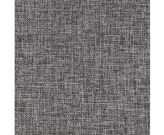 HomeMaison.com HM69851471 - Cortina, 140 x 260 cm, color gris