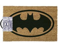 Batman Logo Alfombra para puerta Standard