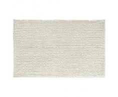 InterDesign Frizz - Tapete de microfibra, 76 x 51 cm, color natural