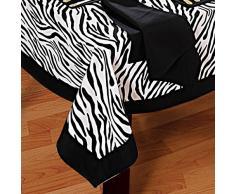 Yuga 100% algodón mantel Para 4 Sillas Tabla Estándar tabla impresa Tabla cubierta de lino 60 x 60
