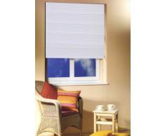 Gardinia 7748 persiana para ventana de aluminio negro de 80 x 130 cm