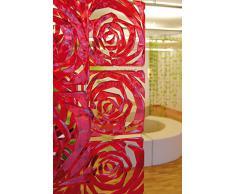 Koziol Romance B1, Decoración, Separación de Ambientes, Cortina Decorativa, Rojo, 1118536