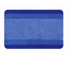 Spirella 60 x 90, Azul colección Balance, Alfombrilla de Ducha, 90% Polyester-10% Acrílico
