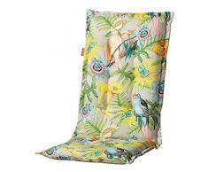 Madison 7PHOSF167 - Cojín para sillas de exterior (algodón), color multicolor