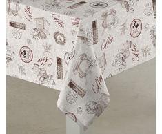 Sabanalia - Mantel de tela antimanchas Habana (disponible en varias medidas) - 140 x 300