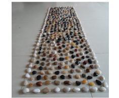 PVC de masaje reflexológico EliteShine Rock alfombrilla cocina alfombra de Yoga cojín