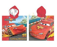 Poncho Toalla Cars Disney