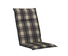 Kettler 0309205-8677 - Cojín para sofás de exterior, color kariert