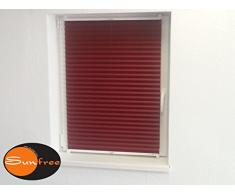 090.130.05 - Estor Color Burdeos, metal, rojo, 90 x 130 cm