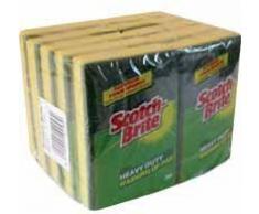 3M Scotch Brite estropajo paquete de lavado de 10 1821 Unidades por caja [1] SKU RY61001