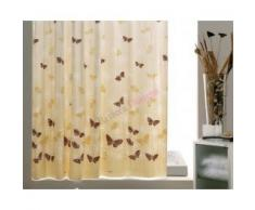 Gedy 7112057830 - Cortina Butterfly 120X200 Beige