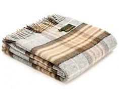 Tweedmill Textiles McKellar Tartan - Alfombra de Viaje (Lana