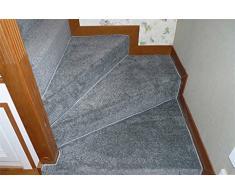 Escaleras Mats Adhesivo libre Autoadhesivo Auto-cebado Escaleras de hogar Escaleras Escalera de escalera Escalera de madera maciza Alfombra antideslizante para escaleras (1 cargada, 5 cargadas, 10 cargadas) ( Color : 5 Pcs , Tamaño : 75X24cm )