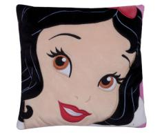 Disney Princess 15043 - Blancanieves - Cojín estampado (36 x 36 cm)