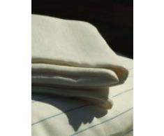 Linenme 180 x 275 cm. Sábana de lino. Color blanco.