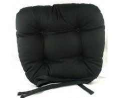 O cama de matrimonio marrón Twill Jumbo asiento/de sillas y/los oídos - 100% algodón fundas