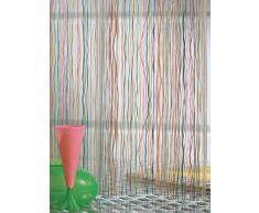 Sealskin Cortina de Ducha Rigato, 180 x 200 cm, PEVA Plástico, Multicolor