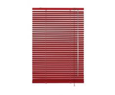 Gardinia 10007317 - Persiana enrollable y estor, aluminio de 80 x 175 cm, color fucsia y rojo