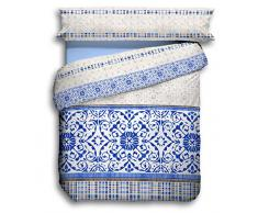 Quilt & CO Fundas Nordicas, Azul, 150 x 200 cm