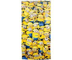 "United Labels 121013 toalla de playa ""GRU Extreme"", 152 x 75 cm aproximadamente"